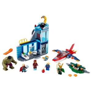 Lego Marvel Avengers Wrath of Loki - Sale