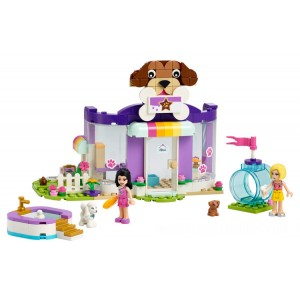 Lego Friends Doggy Day Care - Sale