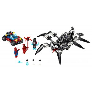 Lego Marvel Venom Crawler - Sale