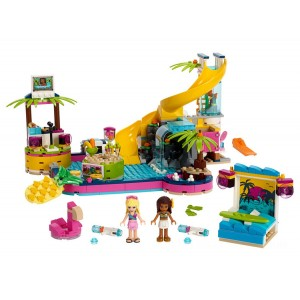 Lego Friends Andrea's Pool Party - Sale