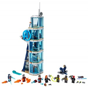 Lego Marvel Avengers Tower Battle - Sale