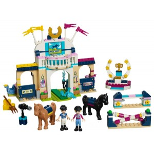 Lego Friends Stephanie's Horse Jumping - Sale