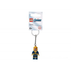 Lego Marvel Thanos Key Chain - Sale