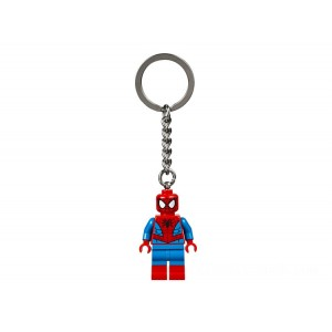 Lego Marvel Spider-Man Key Chain - Sale