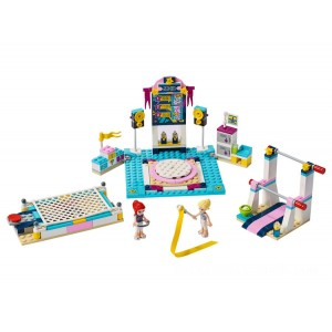 Lego Friends Stephanie's Gymnastics Show - Sale